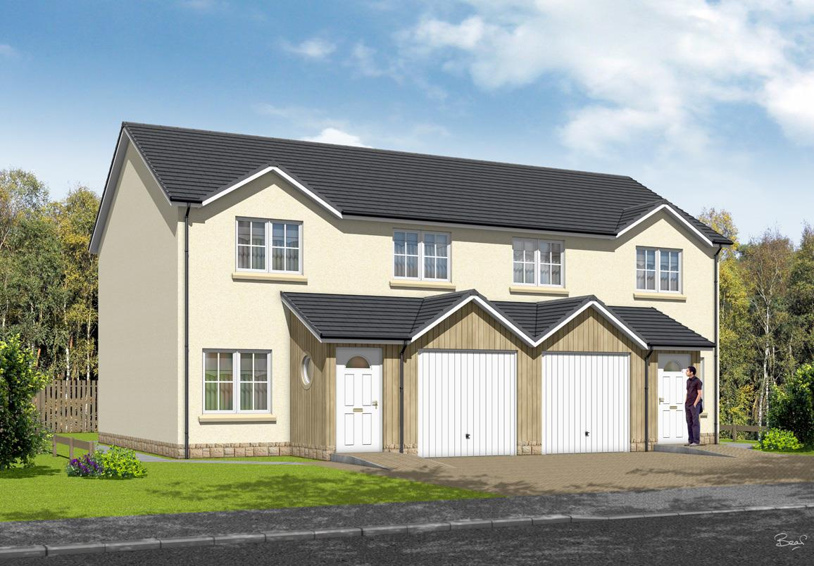 Plot 12 Carrick Levenfields